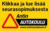 Antin Autokoulu